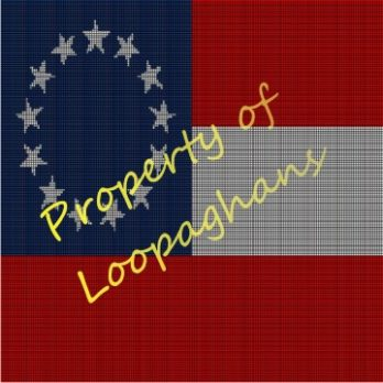First Battle Flag of the Confederacy Crochet Pattern Afghan Graph