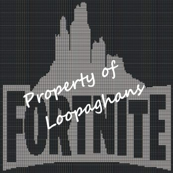 Fortnite Crochet Pattern Afghan Graph